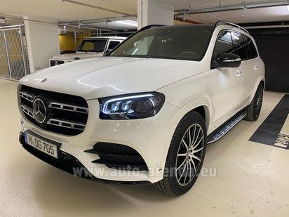 Купить Mercedes-Benz GLS 580 4MATIC 4.0L V8 в Германии