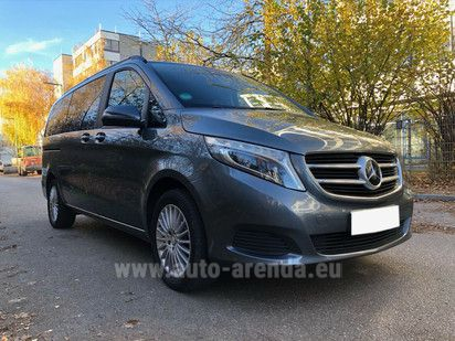 Купить Mercedes-Benz V-Class V 250 CDI Long в Германии