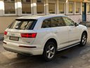 Rent-a-car Audi Q7 50 TDI Quattro White with its delivery to Berlin-Tegel airport, photo 2