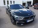 Rent-a-car BMW 750i XDrive M equipment with its delivery to Berlin-Tegel airport, photo 5