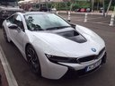 Rental in Munich the car BMW i8 Coupe Pure Impulse