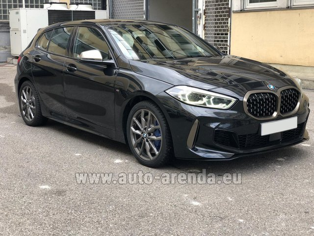 Rental BMW M135i XDrive in Hanover