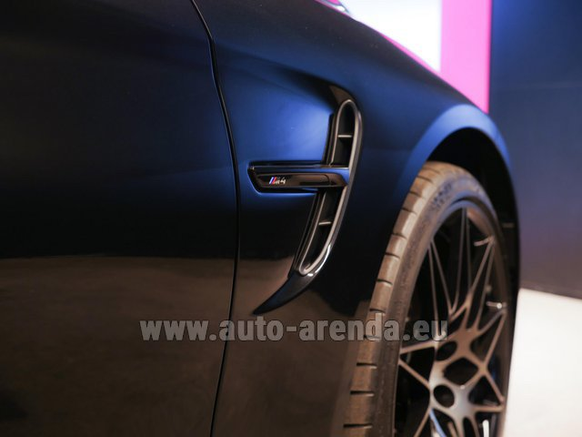 Rental BMW M4 Cabrio Performance Individual in Frankfurt an der Oder