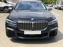 Rent-a-car BMW M760Li xDrive V12 in Flensburg, photo 5