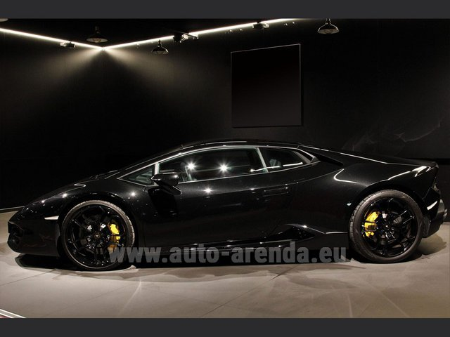 Rental Lamborghini Huracan LP580-2 Lifting System Giano 20 in Zwickau