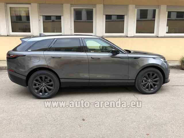 Rental Land Rover Range Rover Velar P250 SE in Germany