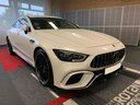 Прокат автомобиля Мерседес-Бенц AMG GT 63 S 4-Door Coupe 4Matic+ в Берлине, фото 2