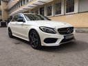 Rent-a-car Mercedes-Benz C-Class C43 AMG Biturbo 4MATIC White in Germany, photo 5