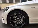 Rent-a-car Mercedes-Benz C-Class C43 AMG Biturbo 4MATIC White in Germany, photo 11