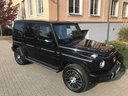 Rent-a-car Mercedes-Benz G-Class G500 2019 Exclusive Edition with its delivery to Memmingen airport, photo 10