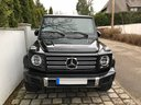 Rent-a-car Mercedes-Benz G-Class G500 2019 Exclusive Edition with its delivery to Memmingen airport, photo 12
