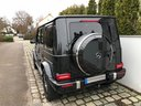 Rent-a-car Mercedes-Benz G-Class G500 2019 Exclusive Edition with its delivery to Memmingen airport, photo 13