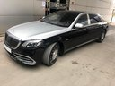 Rent-a-car Maybach S 560 4MATIC AMG equipment Metallic and Black in Cologne, photo 3