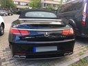 Rent-a-car Mercedes-Benz S 63 AMG Cabriolet V8 BITURBO 4MATIC+ in Germany, photo 6