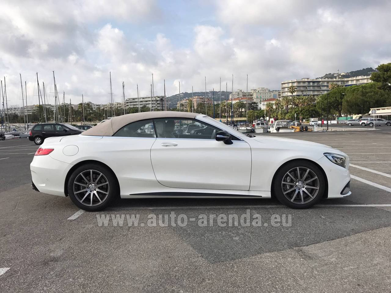 Germany mercedes benz s 63 cabrio amg rental for Mercedes benz rental prices