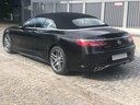 Rent-a-car Mercedes-Benz S-Class S 560 Cabriolet 4Matic AMG equipment in Fulda, photo 14