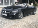 Rent-a-car Mercedes-Benz S-Class S 560 Cabriolet 4Matic AMG equipment in Fulda, photo 1