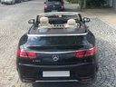 Rent-a-car Mercedes-Benz S-Class S 560 Cabriolet 4Matic AMG equipment in Fulda, photo 3