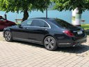 Rent-a-car Mercedes-Benz S-Class S400 Long 4Matic Diesel AMG equipment in Flensburg, photo 2