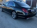 Rent-a-car Mercedes-Benz S-Class S400 Long Diesel 4Matic AMG equipment with its delivery to Berlin-Tegel airport, photo 2