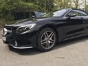 Rent-a-car Mercedes-Benz S-Class S500 Cabriolet in Dortmund, photo 1