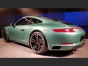 Rent-a-car Porsche 911 991 4S Racinggreen Individual Sport Chrono in Germany, photo 3