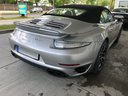 Rent-a-car Porsche 911 991 Turbo S in Germany, photo 2