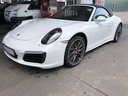 Rent-a-car Porsche 911 Carrera 4S Cabrio White in Hanover, photo 7