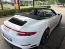 Rent-a-car Porsche 911 Carrera 4S Cabrio White in Hanover, photo 2
