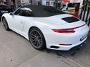 Rent-a-car Porsche 911 Carrera 4S Cabrio White in Hanover, photo 6