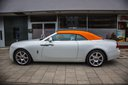 Rent-a-car Rolls-Royce Dawn White in Flensburg, photo 1